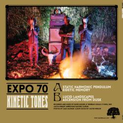 Kinetic Tones back
